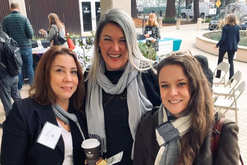 Cynthia participates in the January 24th Media Symposium: Changing the Narrative/Media Impact on the Human Trafficking Movement hosted by the South Bay Coalition to End Human Trafficking with Amy McClelland Bril and Ana Mony.